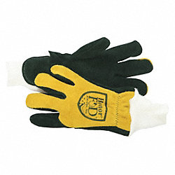 Firefighters Gloves,XL,Cowhide Lthr,PR