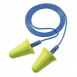 Ear Plugs,30dB,Corded,Univ,PK200