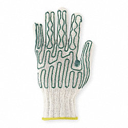 Cut Resistant Glove, Left Hand,L