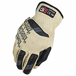 Cut Resistant Glove,CR+5 Shield,M,Pr