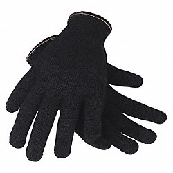 Cut Resistant Gloves,Black,L,PR