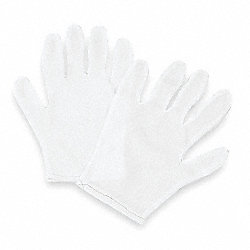 Reversible Gloves,Poly,Men's L,PK 12