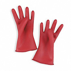 Electrical Gloves,Red,Size 10,PR