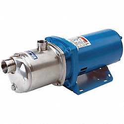 Question Regarding Duty Cycle Of Electric Motor Water Pump