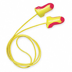 Ear Plugs,32dB,Corded,Univ,PK100