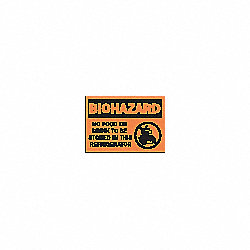 picture relating to Biohazard Sign Printable called Printable Biohazard Indicator